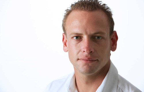 Adriaan Graaff: Health, Safety, Environment & Quality Officer
