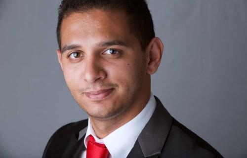 Ibrahim Dollie: Control Room Operator