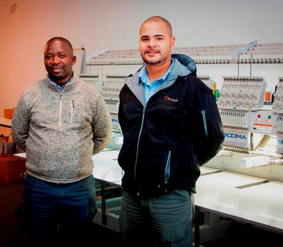 YOUTH OWNED ENTERPRISE RECEIVES SUPPORT AND FUNDING FROM DE AAR SOLAR POWER