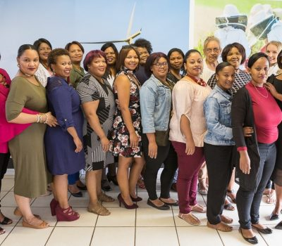 JEFFREYS BAY WIND FARM'S LITERACY PROGRAMME CELEBRATE SUCCESS