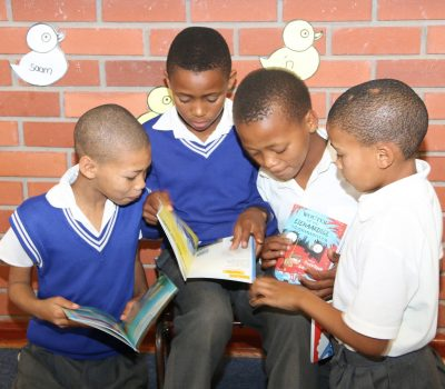 COMMUNITY BOOK CLUBS WILL ROLL-OUT ACROSS SCHOOLS