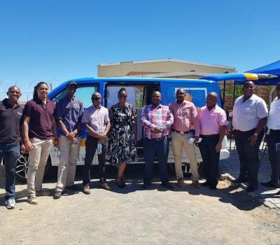 MOBILE BUSINESS UNIT FOR RURAL TOWNS