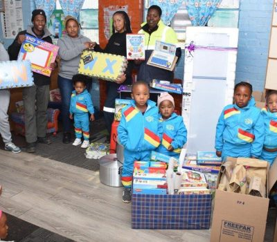 SUPPORT FOR TSALA YA BANA DAY CARE