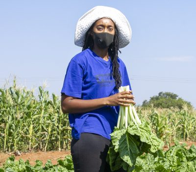 YOUTH OWNED AGRI BUSINESS RECEIVES SUPPORT