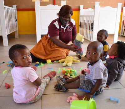 FUNDING FOR ECD QUALIFICATIONS AND COMPLIANCE TRAINING