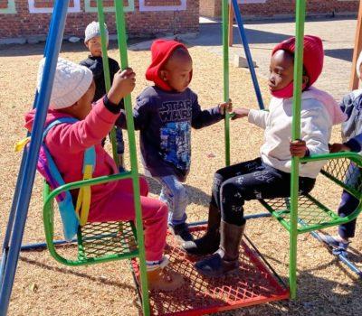 BOSHOF EDUCARE CENTRE RECEIVES EXTRA SUPPORT